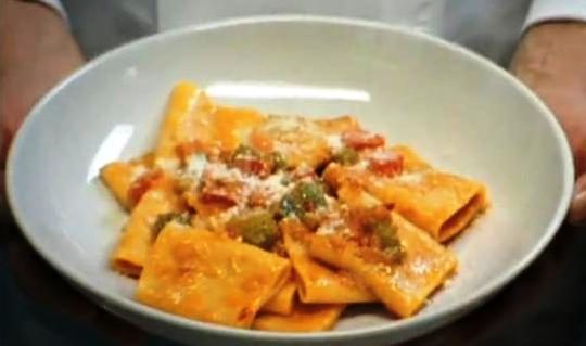 Benvenuti a tavola 2 le ricette della settima puntata pomodori verdi fritti - Tutti in tavola ricette ...