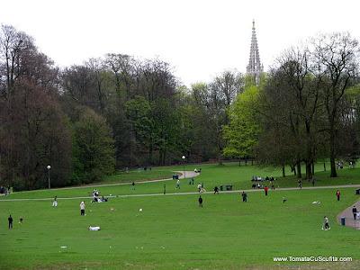 parc in bruxelles