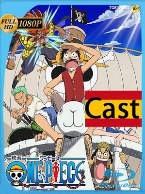 One Piece: La Película (2000) [1080p] Castellano [GoogleDrive] [MasterAnime]
