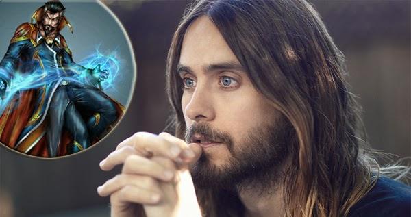 Jared Leto Dr. Strange