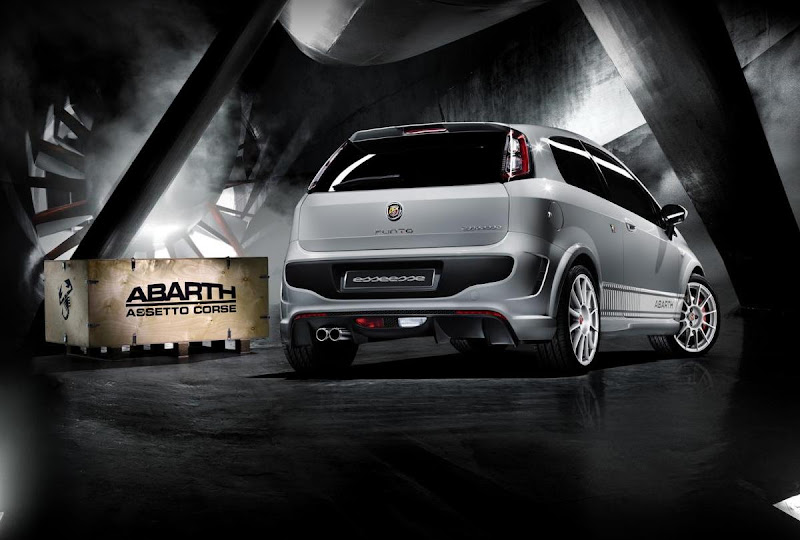 2012  FIAT Abarth Punto Evo Esseesse