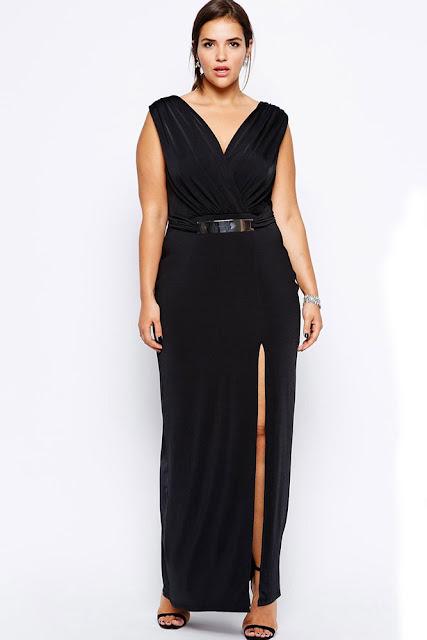 rochie xxl lunga