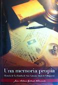 LIBRO DE HISTORIA DE LA ERMITA DE VILLAJOYOSA