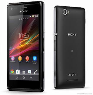 Harga Sony Xperia M Terbaru