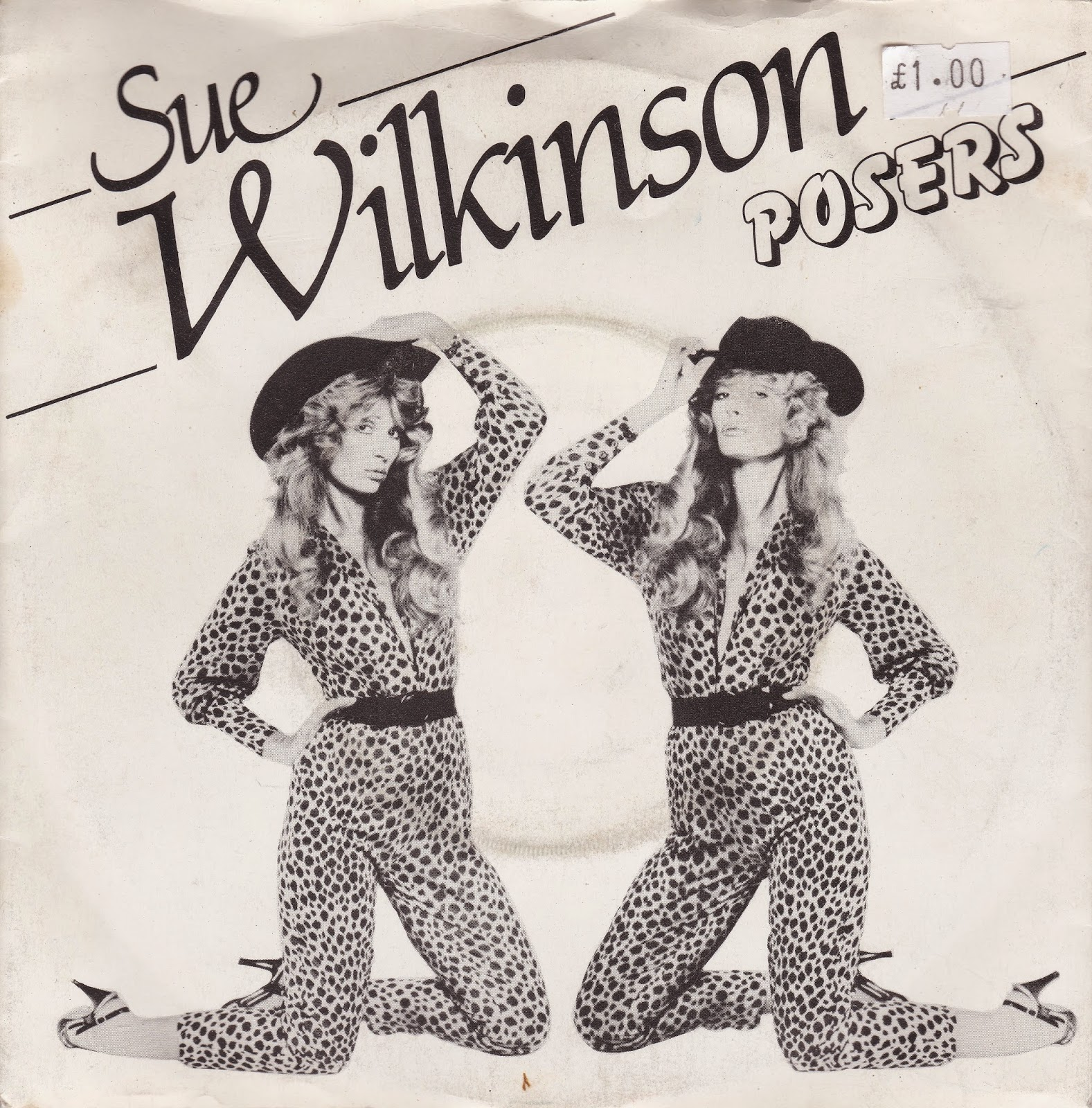Sue wilkinson hustler