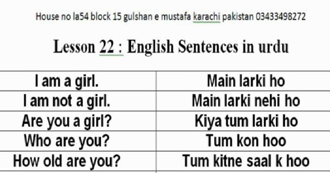 Learn basic dutch words
