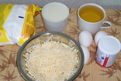 receita simples pão de queijo