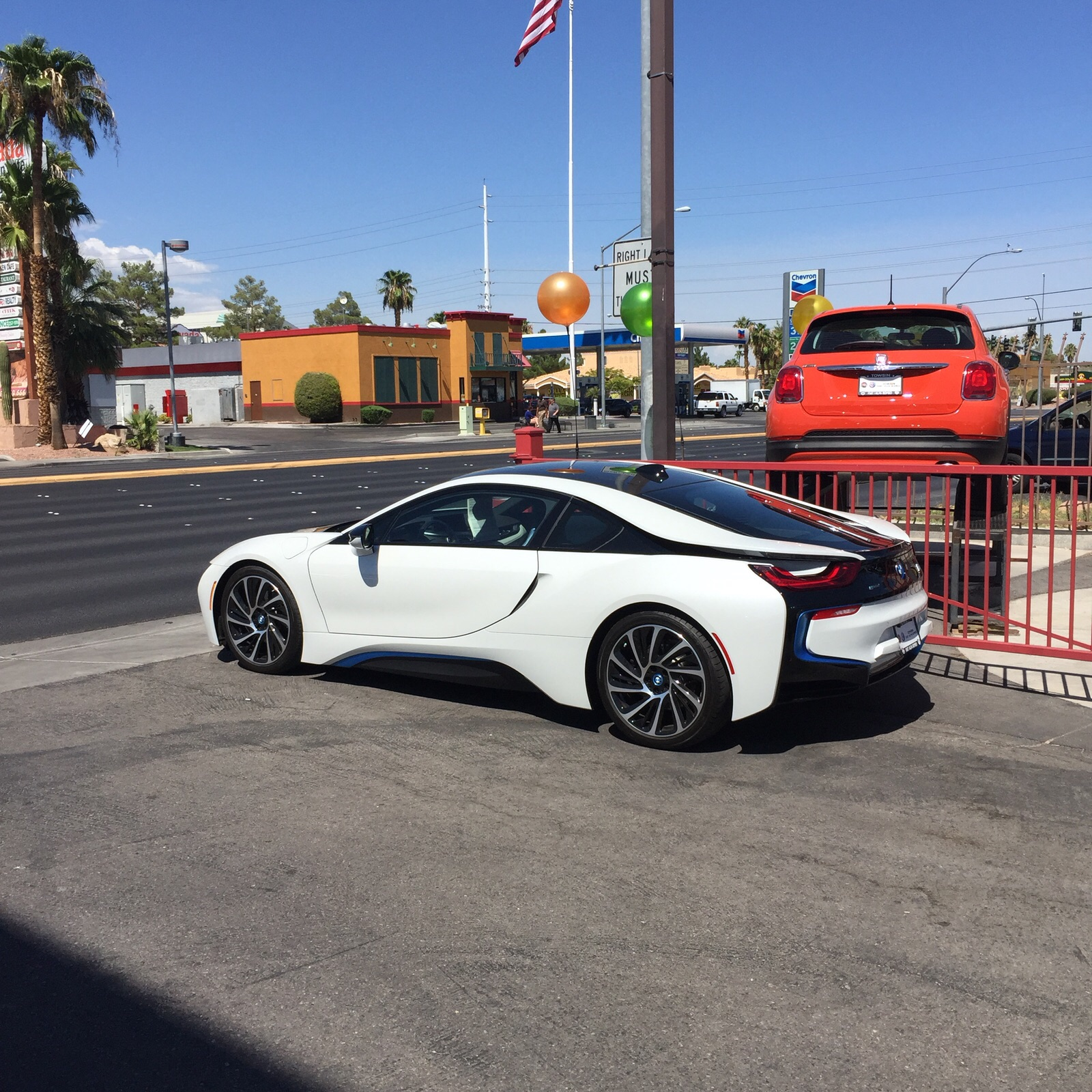 BMW I8: Brand New 2015 Model For Sale + Extras