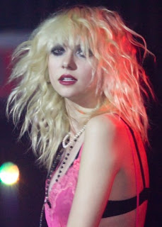 Taylor Momsen Long Hairstyles