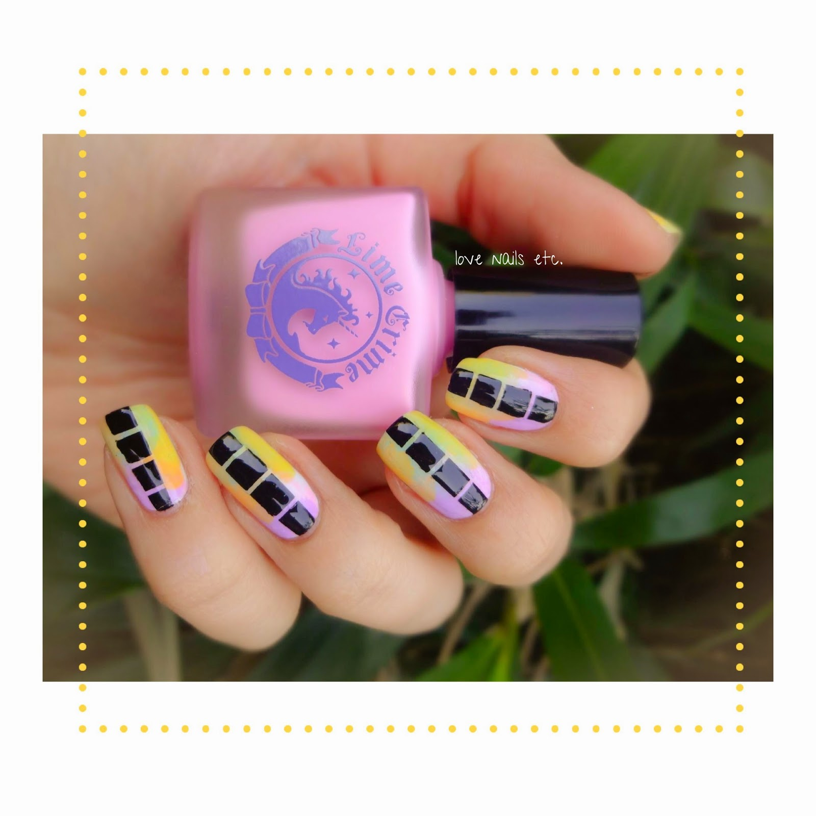 https://lovenailsetc.wordpress.com/2014/04/30/nail-art-ombre-aux-couleurs-de-printemps-lime-crime/