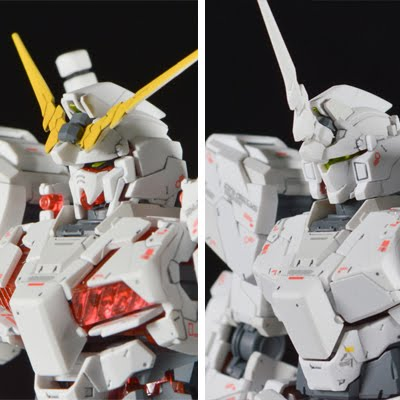 Real Grade Unicorn Gundam