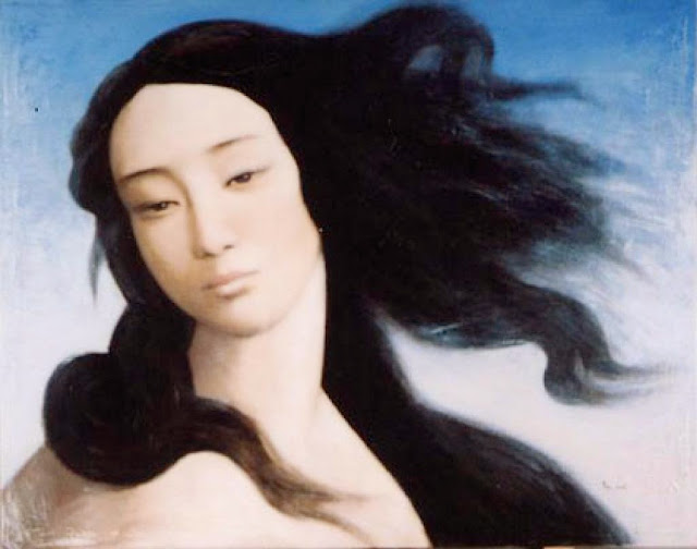 Venus (after Botticelli), Yin Xin (2008)