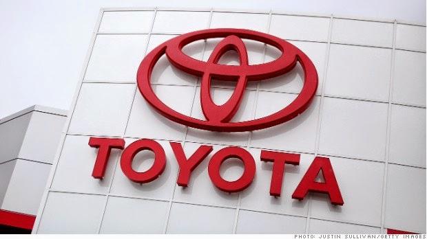 Pabrikan Toyota Makin Kokoh , Dengan Menguasai Pasar Otomotif Dunia