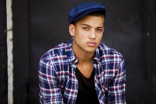 Sean S Blog Face Of The Week Anthony White Model