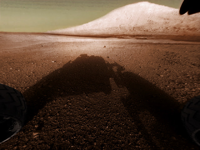 BREAKING NEWS | Rover Curiosity Lands On MARS!