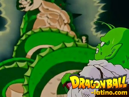 Dragon Ball Z capitulo 101