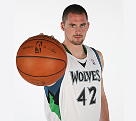 Gamblers Anonymous: 2010-2011 NBA MVP: KEVIN LOVE?