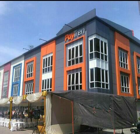 Kantor Pusat Paytren di Bandung