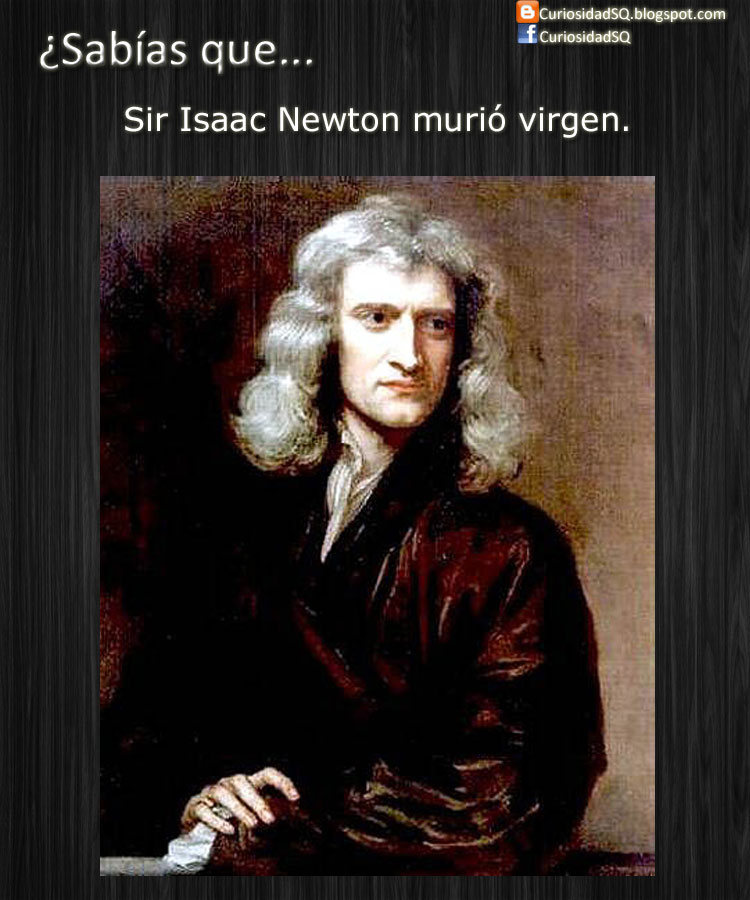 the contribution of isaac newton and