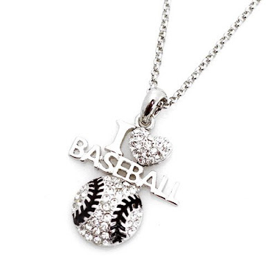 Baseball jewelry for MLB fans