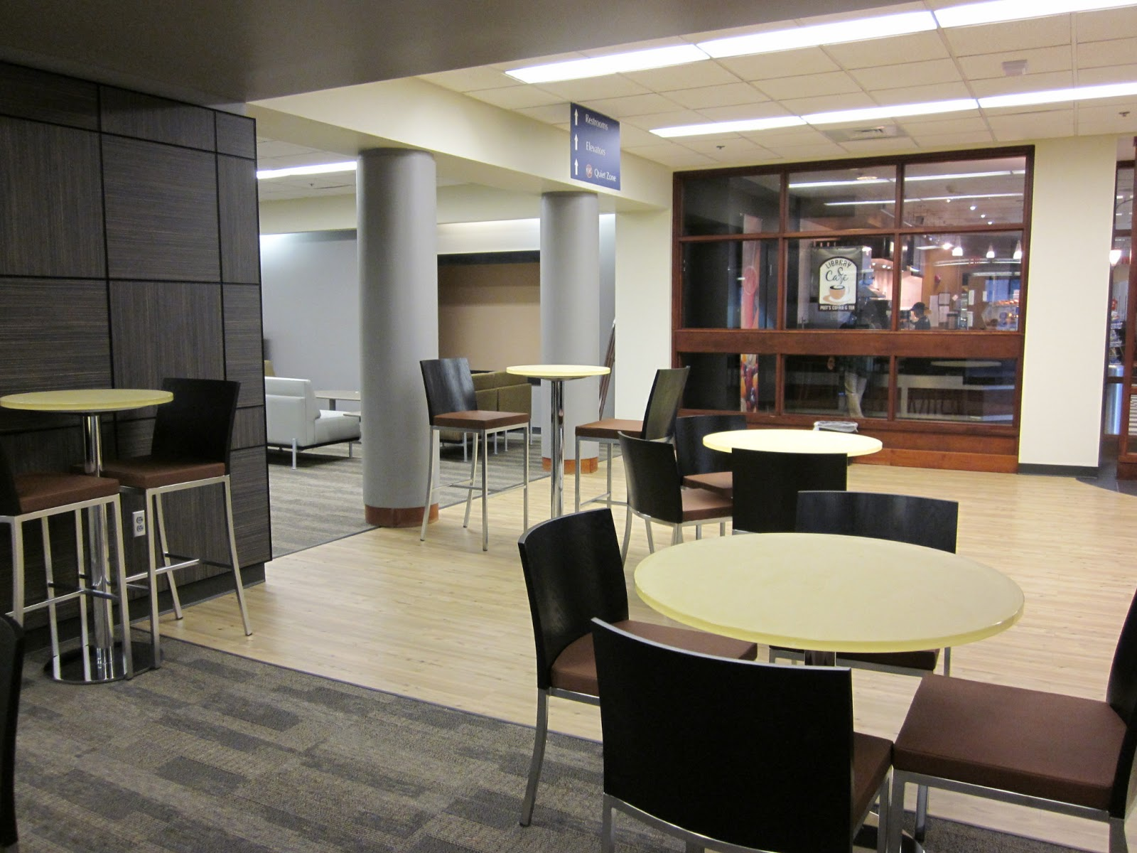 New Learning Spaces And The Role Of Ongoing Research