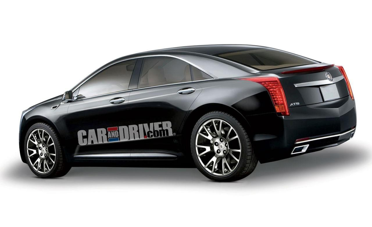 2015 Cadillac ATS-V Car Review