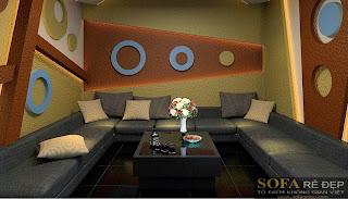 Sofa karaoke k009