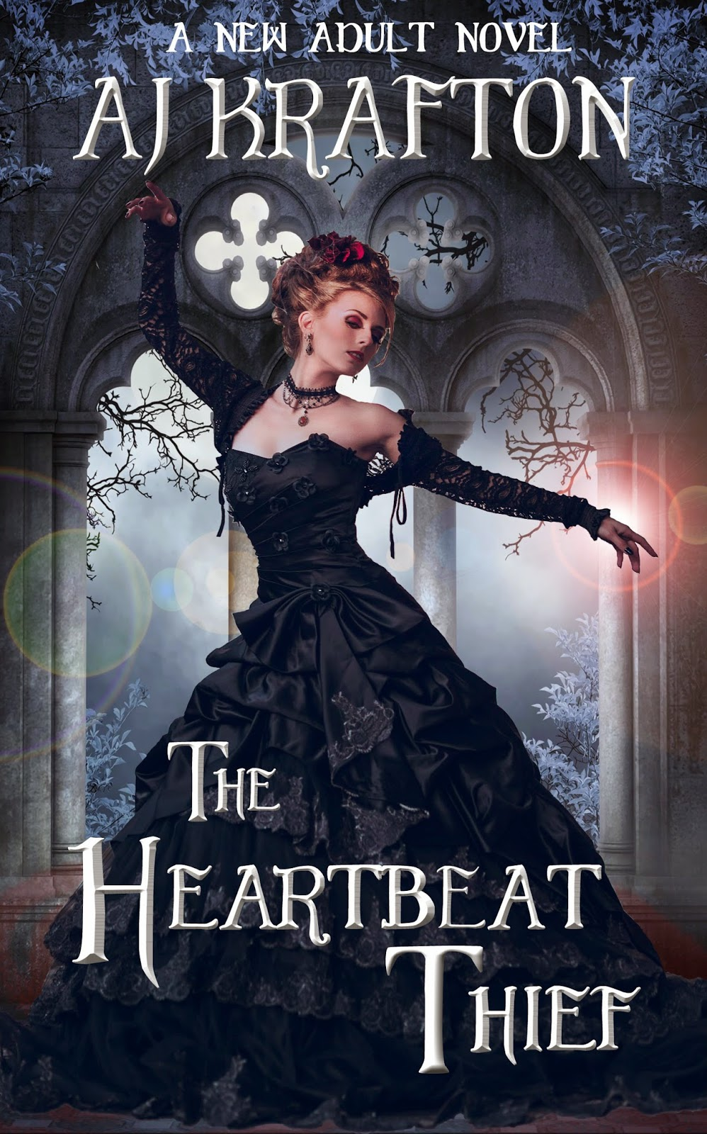paranormal, Victorian, dark fantasy, new adult, AJ Krafton, magic