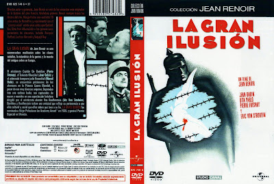 Carátula dvd:La Gran Ilusión (1937)La Grande Illusion