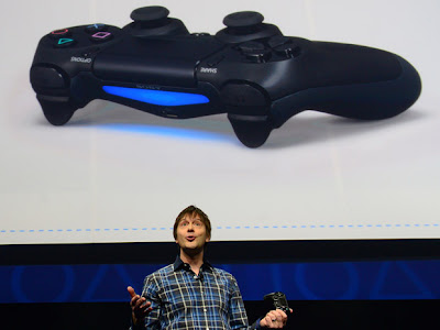 Playstation 4 new controller