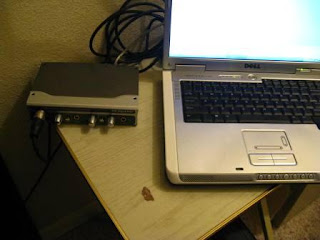 Dell Inspiron 6000 with M-Audio Interface