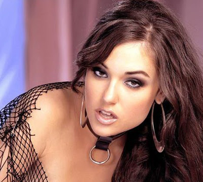 sasha grey on sasha grey