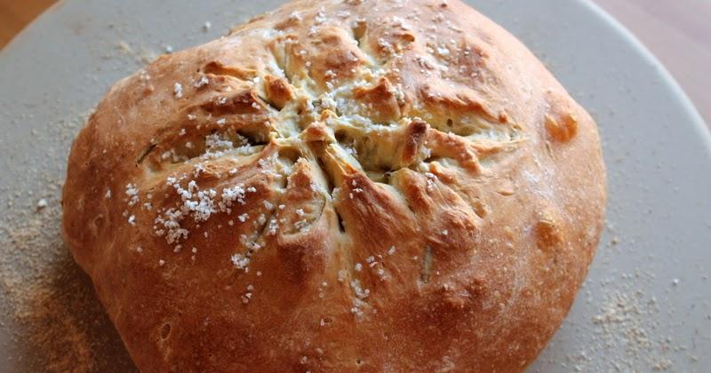 Seeking the Perfect Loaf: Italian Rosemary Bread