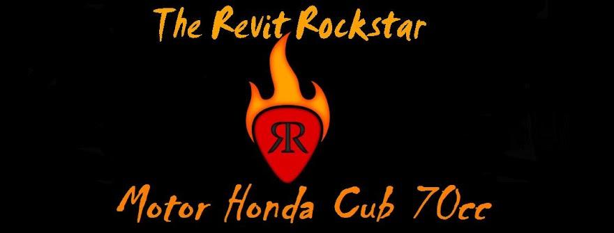 Motor Honda Cub 70cc