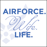 Airforce. Wife. Life.