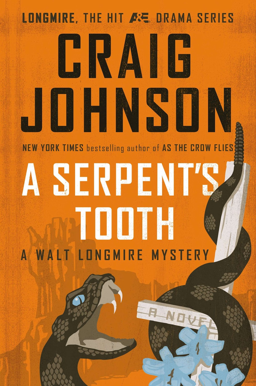 Walt Longmire Series #09 - A Serpent's Tooth Part 02.mp3 - Craig Johnson