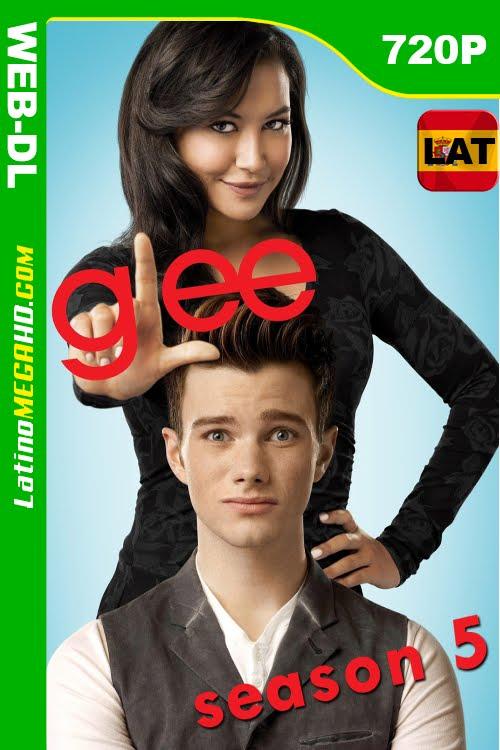 Glee (Serie de TV) Temporada 5 Latino HD WEB-DL 720P ()