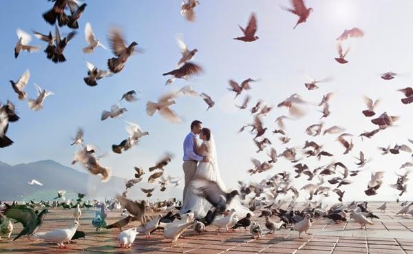Chụp ảnh cưới ở Đà Nẵng, thiên đường Biển ngọt ngào5