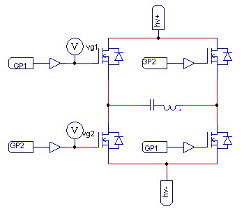 inverter bridge circuit