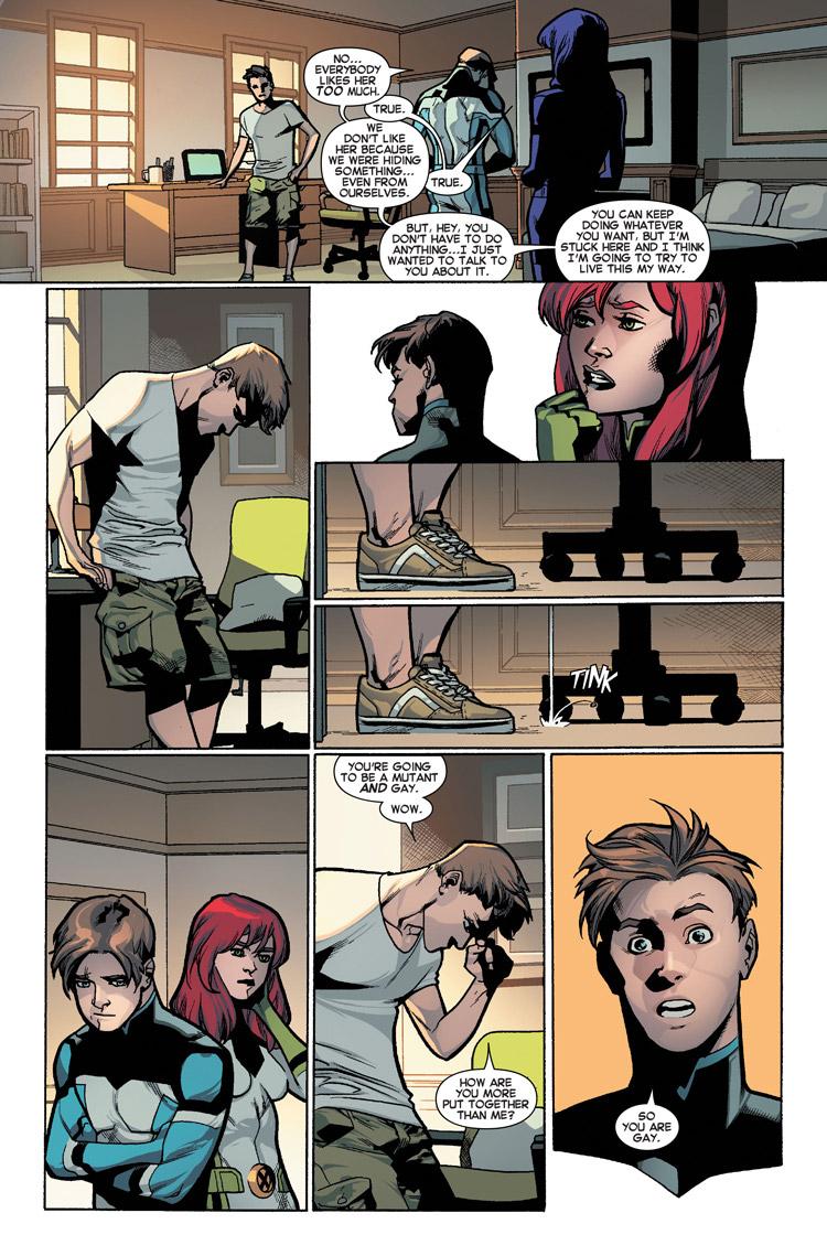 X-Men Homem de Gelo