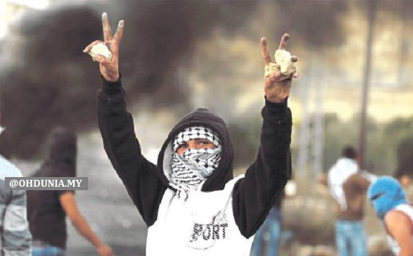 """""""KAMI Akan Terus Serang Tentera Israel, Walaupun Dengan Batu..!!!"""""""