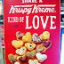 "Share The Love and Kisses With ""Love Doughnuts"" By Krispy Kreme"