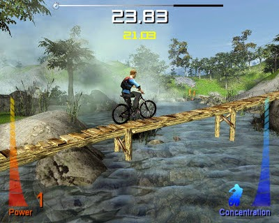 Download Game PC Ringan Mountain Bike Adrenaline