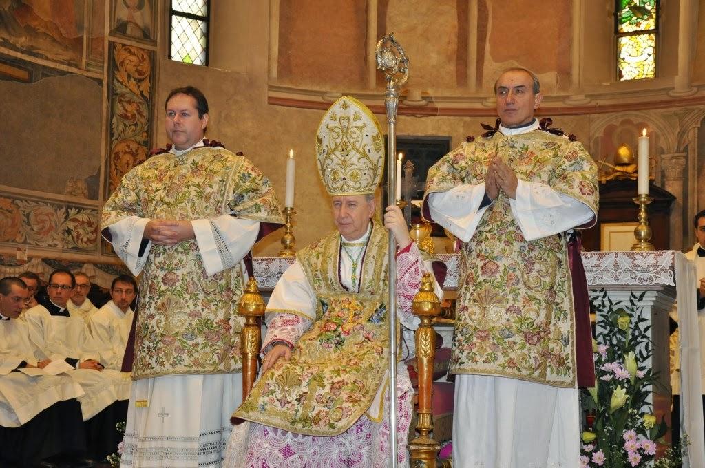S.E. Mons. Mario OLIVERI - Vescovo emerito di Albenga-Imperia