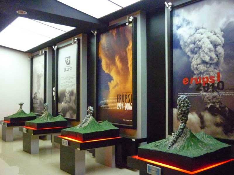 Koleksi-Museum-Gunung-Api-Merapi