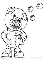Sandy Spongebob Squarepants