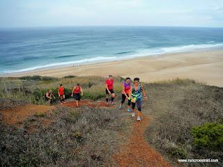 Nazaré Free Run - North Canyon