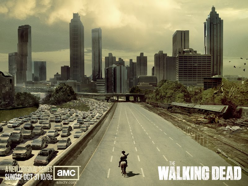 The walking dead The-Walking-Dead-AMC