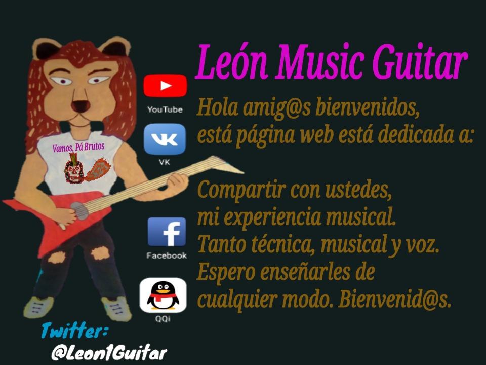 León Music Guitar