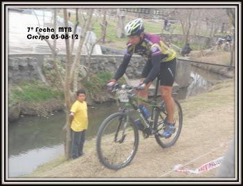 Ciclista de Club MTB
